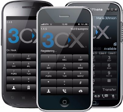 Meer over 3CX VoIP