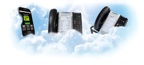 cloud VoIP telefoon